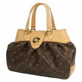 Louis Vuitton-LOUIS VUITTON Boesi MM Womens handbag M45714-Other