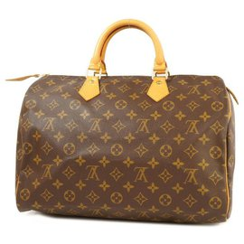 Louis Vuitton-Louis Vuitton Speedy 35 Sac Boston femme M41524-Autre