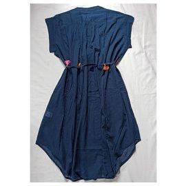 Antik Batik-Tops-Navy blue