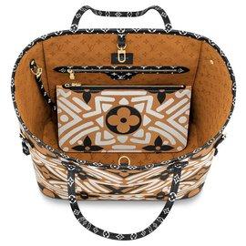 Louis Vuitton-LV Crafty Neverfull new-Caramel