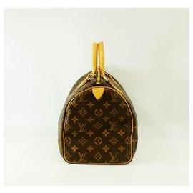Louis Vuitton-Louis Vuitton Speedy 30 Sac Boston femme M41108 marron-Marron