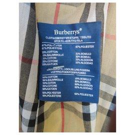 Burberry-raincoat man Burberry vintage t 52-Black