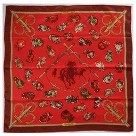 Hermès-Jockey-Red,Multiple colors