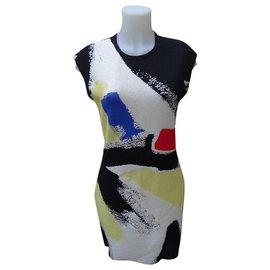 Céline-Dresses-Black,Red,Blue,Multiple colors,Yellow
