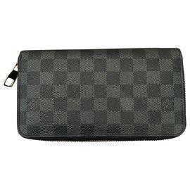 Louis Vuitton-Zippy XL-Grey