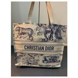 Dior-Cabas livre Dior Riviera-Bleu