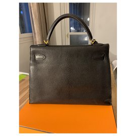 Hermès-Kelly 32-Black