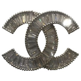 Chanel-CC-Silvery