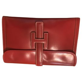 Hermès-Jige-Rouge