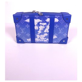 Louis Vuitton-Soft Trunk Wallet-Blue