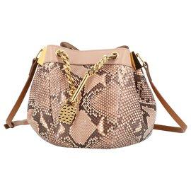 Chloé-Chloé Handbag-Brown