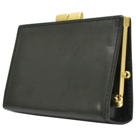 Burberry-burberry wallet-Black