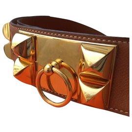 Hermès-Hermès Médor-Golden
