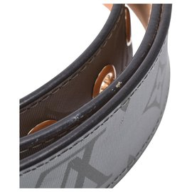 Louis Vuitton-Louis Vuitton Belt-Grey