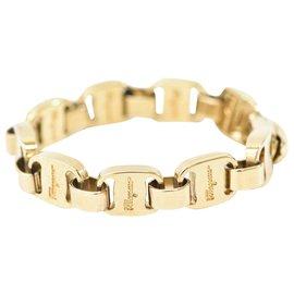 Salvatore Ferragamo-Salvatore Ferragamo Bracelet-Golden