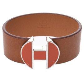 Hermès-Bracelet Hermès-Marron