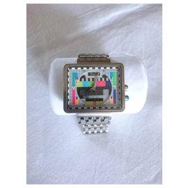 Dolce & Gabbana-Medicine Man DW0197-Silver hardware