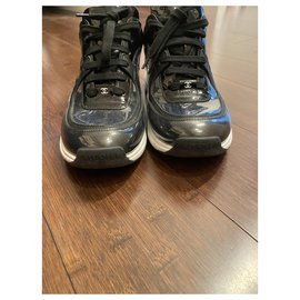 Chanel-Chanel sneakers-Black