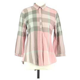 Burberry-Shirt-Pink