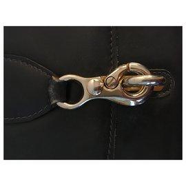 Céline-Handbags-Navy blue