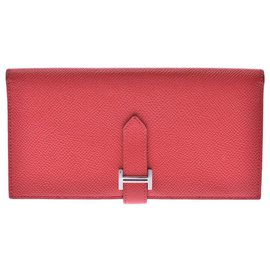 Hermès-Hermes wallet-Red