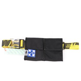 Off White-Off White bumbag new-Black