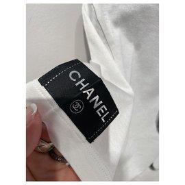 Chanel-Tops-Black,White