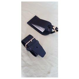 Louis Vuitton-keepall-Black