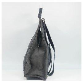 Hermès-HERMES Herline a Dos MM Womens ruck sack Daypack gray-Grey