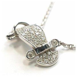 Louis Vuitton-reste près de moi diamant K18Collier WG Q94077-Autre