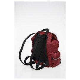 Burberry-Burberry rucksack new-Dark red