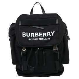 Burberry-Burberry ranger backpack new-Black