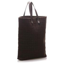 Hermès-Sac cabas Hermes noir Ahmedabad-Noir