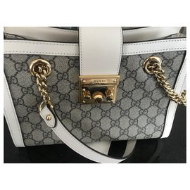 Gucci-Cadenas Gucci neuf-Beige
