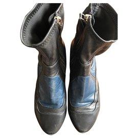 Dior-Boots Dior-Noir