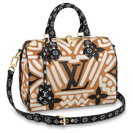 Louis Vuitton-LV Speedy crafty new-Caramel