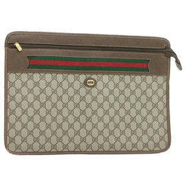 Gucci-Gucci Pochette-Beige