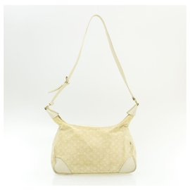 Louis Vuitton-Louis Vuitton Shoulder Bag-White