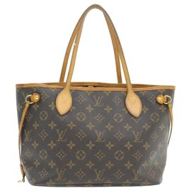 Louis Vuitton-Louis Vuitton Neverfull-Brown