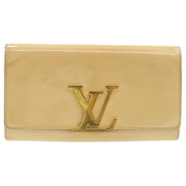 Louis Vuitton-Louis Vuitton wallet-Beige