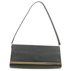 Louis Vuitton-Louis Vuitton clutch bag-Black