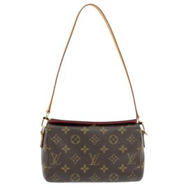 Louis Vuitton-Louis Vuitton Shoulder Bag-Brown