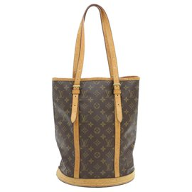 Louis Vuitton-Louis Vuitton Bucket-Brown