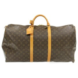 Louis Vuitton-Louis Vuitton Keepall 60-Brown