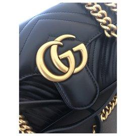 Gucci-Gucci Marmont mini-Noir