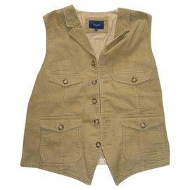 Façonnable-Blazers Jackets-Beige