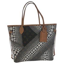 Louis Vuitton-Louis Vuitton X Yayoi Kusama Neverfull MM-Autre