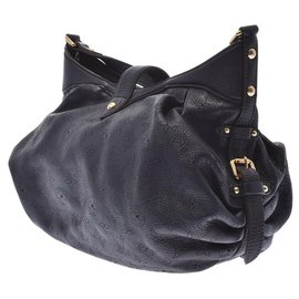 Louis Vuitton-Louis Vuitton Mahina-Black