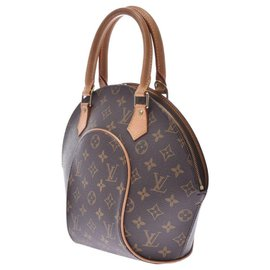 Louis Vuitton-Louis Vuitton Ellipse-Brown