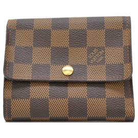 Louis Vuitton-Louis Vuitton wallet-Brown